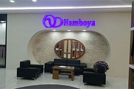 Ham Boya Showroom Ofis 1