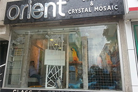 Orient Mosaic Showroom