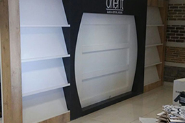 Orient Mosaic Product Display 1