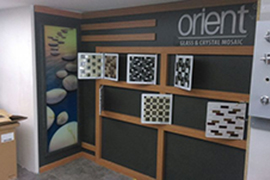 Orient Mosaic Product Display 21