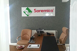 Saremica Office Showroom