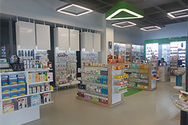 Sembol Pharmacy Store 7