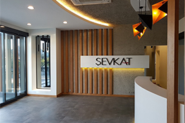 Sevkat Textile Lobby Reception 3