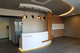 Sevkat Textile Lobby Reception 6