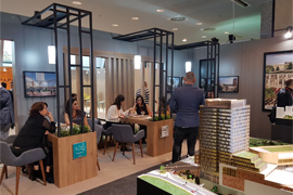 Ronesans Real Estate Investment Retail Days 2017 Fair Booth 10